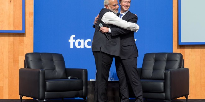 Points to Note from PM Narendra Modi's Visit to Silicon Valley