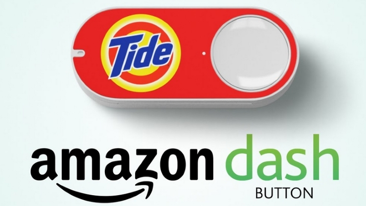Amazon Dash is here to break the Internet
