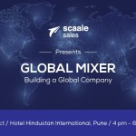 Global Mixer - Global series of monthly events by Scaale Sales