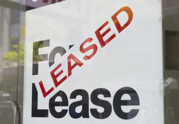 Leased property