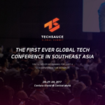 Techsauce Global Summit - Bangkok to Host Southeast Asia's First Global-scale Tech Summit on 28-29 July, 2017